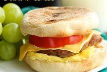 breakfast / breakfast meals/recipes / by Micki A