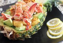 Seafood / by SouthernSecrets CarolinaStyle