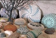 Artistic / Crochet, knitting, hand crafted imaginative projects. / by Joanne's Web