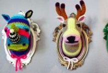 Crochet Art / by Joanne's Web