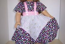 Doll clothes / by Joan Schultz