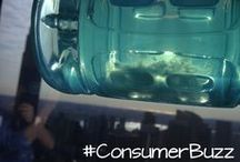 #ConsumerBuzz / Consumer's experiences with companies or products they use.