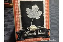 Autumn Paper Crafts / by Laura Holt