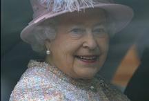 Queen Elizabeth II / by Ellen Moeller