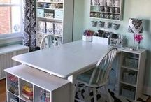 craft room / by Tami White