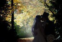 Silhouette Wedding Photos by PhotosMadeEz