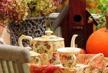 An Autumn Tea / by Laura Holt