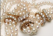GREAT GATSBY STYLE! / The Great Gatsby movie is bound to have everyone who follows Hollywood jewelry looking for Daisy's pearls and art deco bling rings. Here's some great choices to get that that Gatsby look!