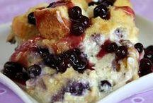 Recipes - Breakfast/Brunch/Tea - Sweet / by Janet Morrissey