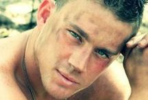 Channing All Over My Tatum / So it has come to this... he needs his own board. / by Lindsay Hake