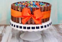 Ideas for M & Ms / I love M&Ms! This is a collection of my favorite recipes, gifts and treats including M&M's chocolate candy.  / by afrugalchick