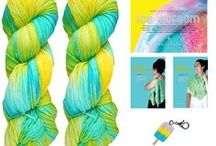 Yarn! / Handcrafted, chunky, worsted, ombre, acrylic, lace....all kind of yarns we love. Which is your favorite?
