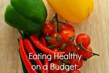 Eating Fresh & Healthy on a Budget