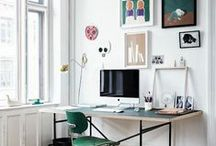 Our Dream Office  / Our personal selection about office's interiors.