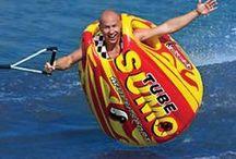 Lakeside Fun / Fun activities, boat houses, boating & more