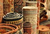 flooring, rugs and carpet / by Joan Schultz