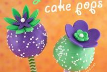 Flavorful Cake Pops