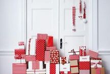 Festive Fun / Get inspired with the best gift ideas and inspiration for the holiday season! #Christmas #Holidays #Shopping