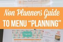 Menu Planning To Save Money / Menu Planning To Save Money / by afrugalchick