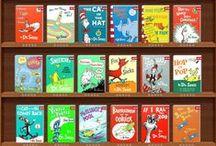 Doc Seuss / Read Across America / March 2nd - birthday of Dr. Seuss and annual Read Across America event by the NEA
