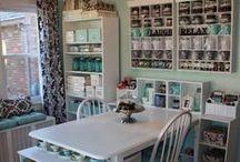 Craft Room / by Lori Ryan-Jones