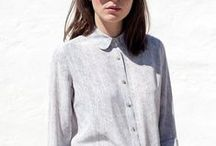 Shirt It! / Everything from the classic white shirt to chemisier dresses
