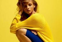 Mellow Yellow / Lime, canary, mustard, ochre - yellow is the color to wear for spring summer 15!