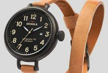 Shinola / As makers of handcrafted watches, bicycles, leather goods, and journals, they believe products should be built to last. Shinola stands for skill at scale, the preservation of craft and the beauty of industry.