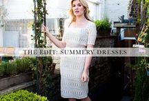 Summer Dresses - The LUX FIX Way / Divine dresses to take you through summer