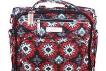 Sweet Scarlet: All Styles / Do some sightseeing with your new favorite bag in the classic collection... Sweet Scarlet…one part hopeless romantic, one part modern diva. Sound familiar? Graced with brilliant pops of modern color, this classic print reflects the complexity in us all.