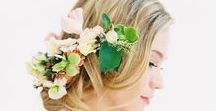 Bridal Hair / Hair inspiration for your big day