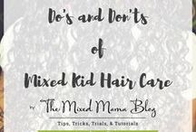"""Multiracial Hair Care Tips / www.TheMixedMamaBlog.com Tips, Tricks, and Tutorials. Group Board focused on Multiracial Hair Care.   -Want to collaborate? Follow @themixedmama and send an email to: themixedmamablog.com with subject: """"Multiracial Hair Care Pinterest group""""  #natural #biracial #multiracial #mixed #haircare #curly #multicultural"""