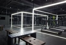 Gym / All the beautiful gym around the world.