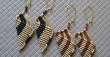 made by knots / χειροποιητες δημιουργιες με κομπους