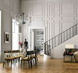 DESIGN INSPIRATIONS / Here you can find the latest design trends in the industry and get inspiration from the world's top brands and designers. In this board, names such as Kelly Hoppen, Philippe Starck and Boca do Lobo, will help you create the perfect interior design Project. Enjoy.