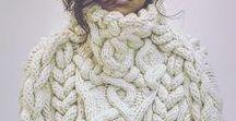 Tricot // Knit / Tout le tricot: coups de cœur, futurs projets et réalisations, mode femme, tutos et modèles gratuits...  Knitting galore: women clothing, hats, beanies, free patterns, handknit inspiration...