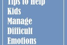 Emotion regulation / Parenting ideas and hacks to reduce yelling, improve communication, reduce tantrums and help children find calm