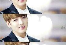 BTS / Members: Jungkook J-Hope Suga Jimin V Rap Monster Jin