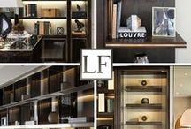 BESPOKE LUXURY BOOKCASEs / Luxury Furniture London