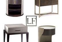 LUXURY BEDSIDE TABLES / Luxury Furniture London