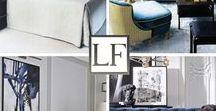 LUXURY INTERIORS CREME & BLUE / Luxury Furniture London