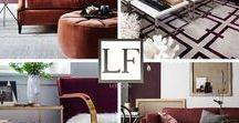 LUXURY INTERIORS RED & CREME / Luxury Furniture London