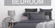 Bedroom Ideas / Bedroom Ideas | Style your home with classic & contemporary home decor products • unique & affordable bed linen & interior design accessories | ManchesterCollection.com.au