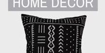 Home Decor / Home Decor | Style your home with classic & contemporary home decor products • unique & affordable bed linen & interior design accessories | ManchesterCollection.com.au