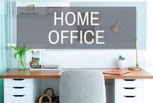 Home Office / Home Office | Style your home with classic & contemporary home decor products • unique & affordable bed linen & interior design accessories | ManchesterCollection.com.au