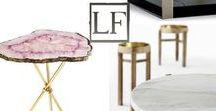 LUXURY SIDE TABLES