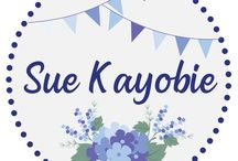 Sue Kayobie's TPT Products