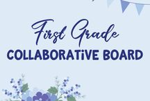 1st Grade Collaborative Board / Welcome TPT Author, This is a collaborative board for TPT Sellers. Feel free to pin your products here, and please help pin on other products too. To join follow me on TPT https://www.teacherspayteachers.com/Store/Sue-Kayobie , and send a message there. Happy Pinning