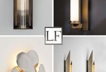 LUXURY WALL LAMPS / https://luxuryfurniturelondon.com/