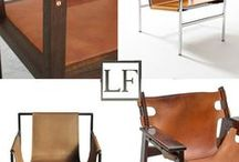 LUXURY LEATHER CHAIRS